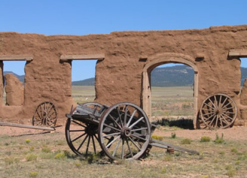Fort Union, National Park Service