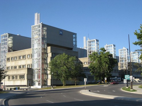 Teaching Hospital In Canada