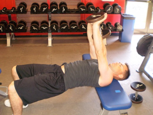 The Overhead Pull up position