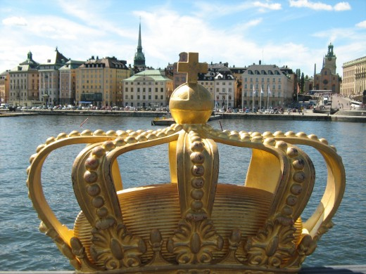 Here are some of Stockholm, Sweden's gorgeous waterfront views.