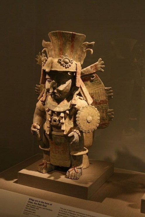 Mayan influence (photos this page public odmain)
