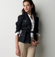 Ann Taylor denim jacket