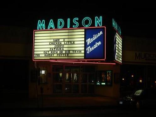 Madison Theater.