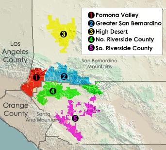 Inland Empire: Southern California