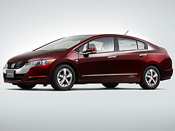 Honda's FCX Clarity was released in 2008