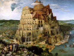 The New Tower Of Babel