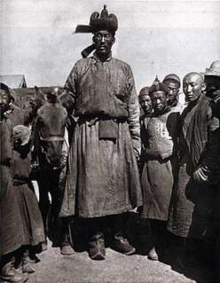 Mongolian, Undor Gungor