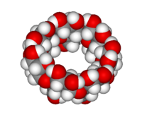 Cyclodextrin nano-particle without the Camptothecin toxin.