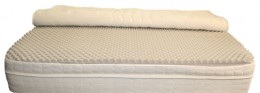 Some memory foam mattresses have removable layers and memory foam inserts.