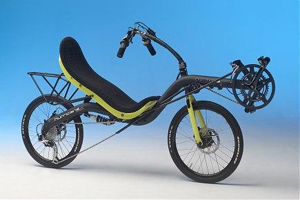 "The Challenge ""Hurricane"" Bicycle"