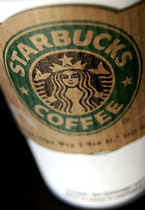 Starbucks, a dominating world force in coffeehouse culture