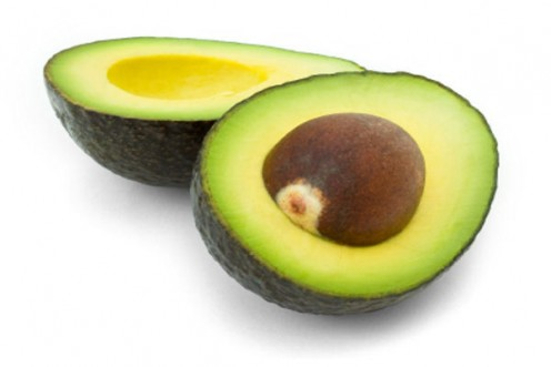 Avocado's are great for hair - apply a fresh one to scalp and let sit for 30 - 45 minutes, and then wash with a mild shampoo!