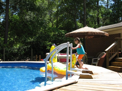 Pools are one of the major sources of injuries and lawsuits.