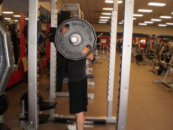 Weight Training Fitness: Legs