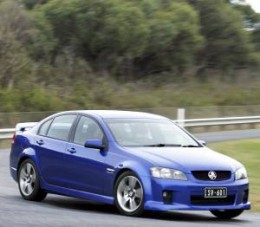 2006 Holden Commodore SV6