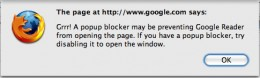 """A Firefox Popup Blocker"" Photo Courtesy of: hdiwan's photostream"
