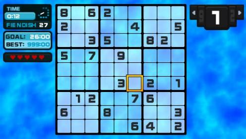 Sudoku for PSP