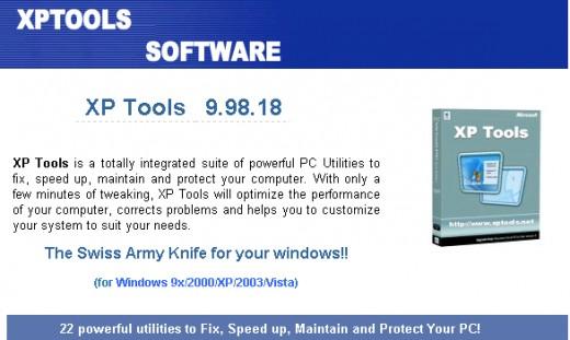 XP Tools