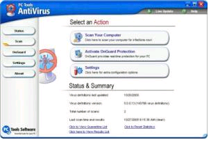 PC Tools Anti-Virus