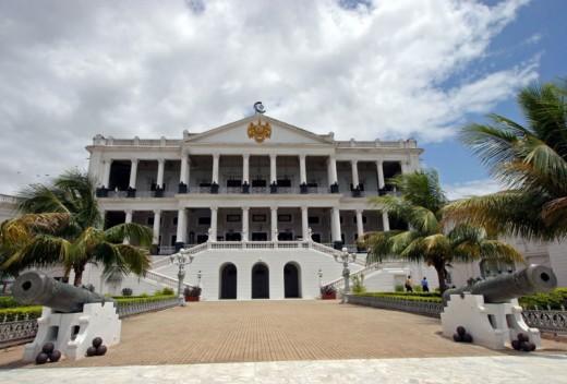Nizam's palace in Hyderabad,south india