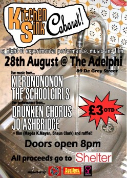 The New Adelphi, Kingston Upon Hull, a peculiar and wonderful music venue