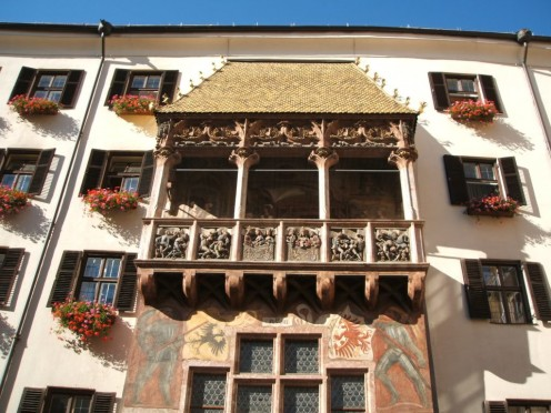 The Golden Roof Innsbruck