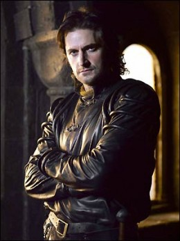 "Richard Armitage as Sir Guy of Gisborne, BBC's TV Series ""Robin Hood"""