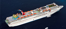 Carnival Cruise Lines ship