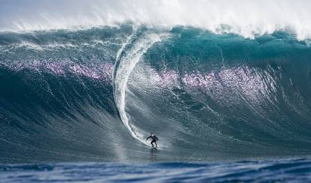 Australia is considered to be one of the best place to surf.