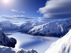 Cool mountain climbing treat...