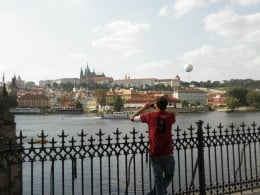 Twenty years ago, demonstrators in Prague staged the Velvet Revolution, a series of peaceful protests that helped bring down the communist regime. Since emerging from the somber shadows of one-party rule, the City of a Thousands Spire has become one