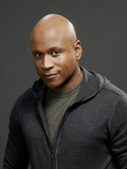 LL COOL J as Special Agent Sam Hanna