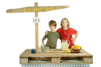 Any small business, even the traditional lemonade stand, can help your child develop life skills and confidence.