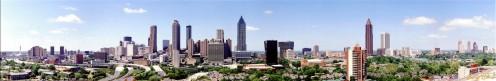 Downtown and Midtown Atlanta