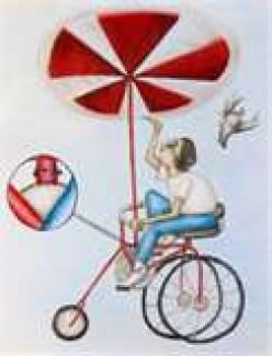 The Flying Bicycle (short story)