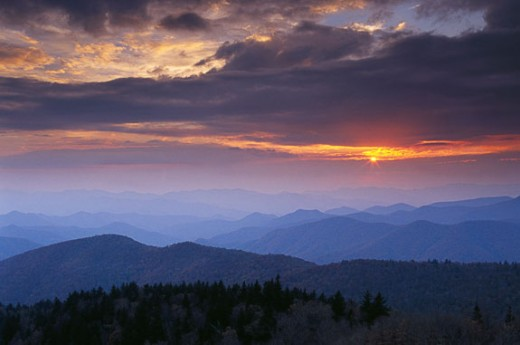 The Great Smoky Mountains Is One Of The Most Beautiful Places On Earth
