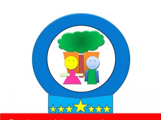 A Preschool Logo