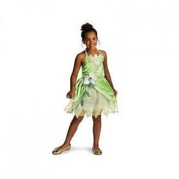Princess Tiana Classic Costume