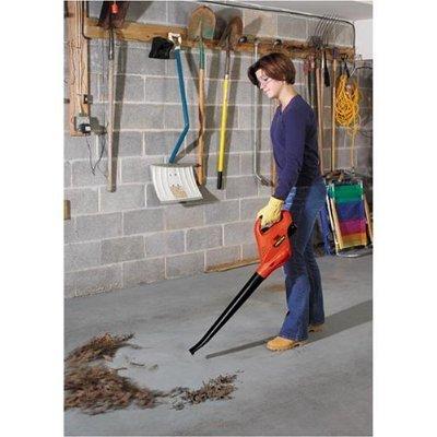 The Black & Decker NS118 Electric Broom