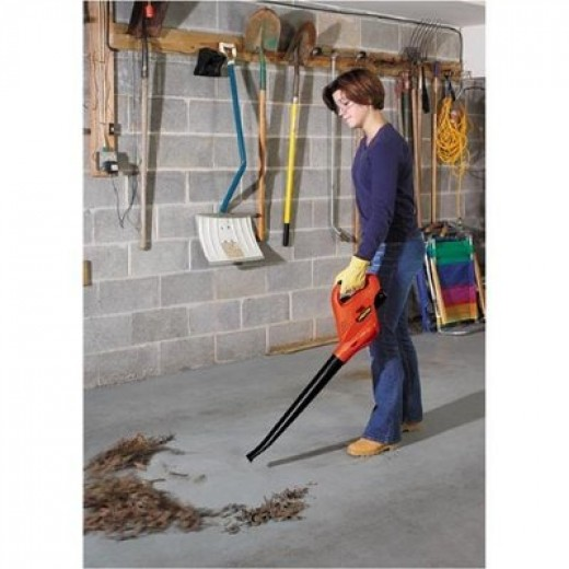 The Black & Decker NS118 Electric Broom