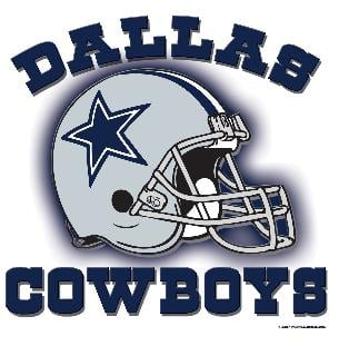 NFL Team the Dallas Cowboys, America's team with great NFL Players.