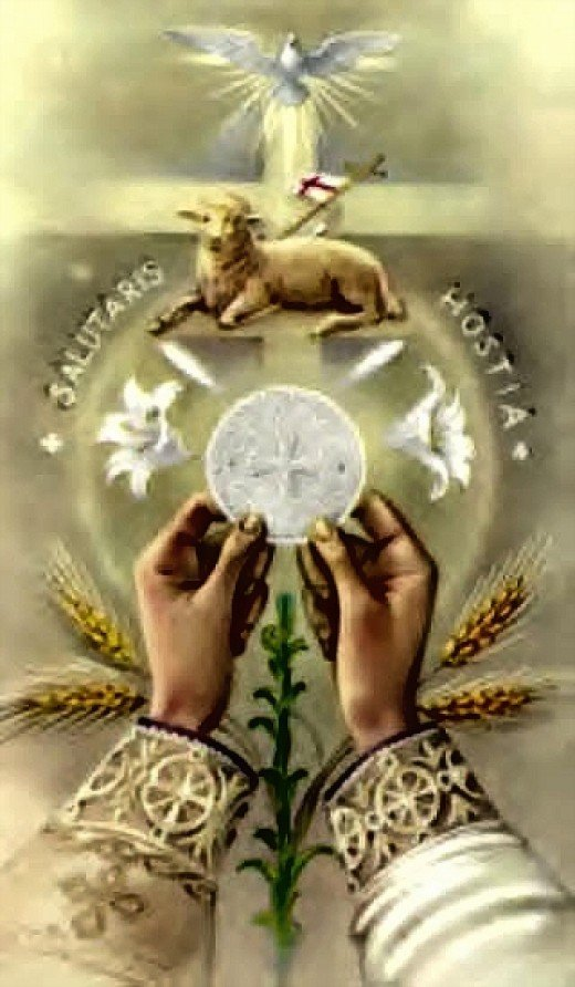 Source of image http://douglawrence.wordpress.com/2009/06/03/novena-in-preparation-for-the-feast-of-corpus-christi/