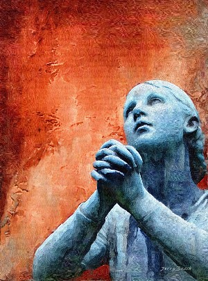 Pray by Jerry Bacik