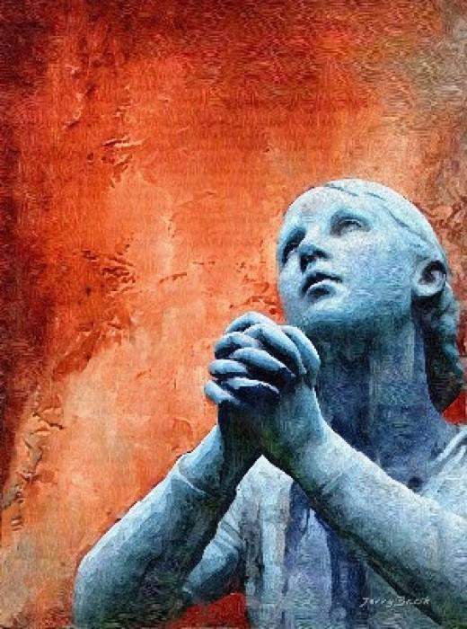 Pray by Jerry Bacik