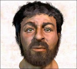 Jesus probably looked more like this average Hebrew man than the blond-haired, blue-eyed guy we see portrayed.