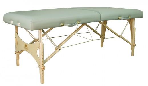 Photo of the Oakworks Nova Massage Table