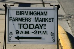 Birmingham Farmers' Market Spring 2010 deedsphotos
