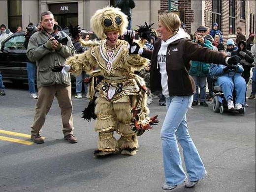 more mummers