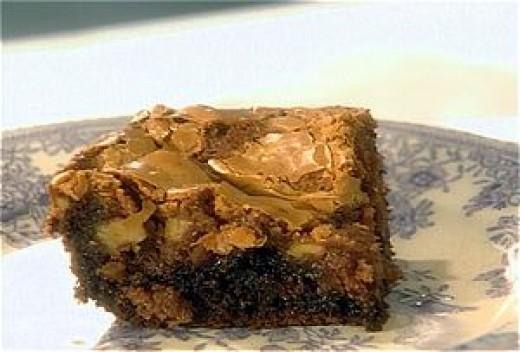 Gooey Butter Cake Chocolate Peanut Butter