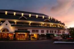 The beautiful of Ambacang hotel